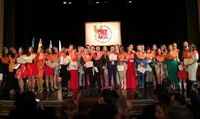 Graduación de estudiantes de la Facultad en el Teatro Circo de Orihuela